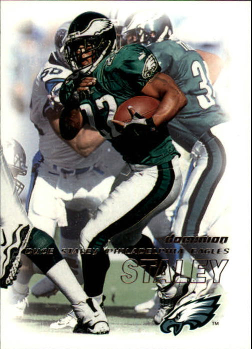2000 SkyBox Dominion #80 Duce Staley