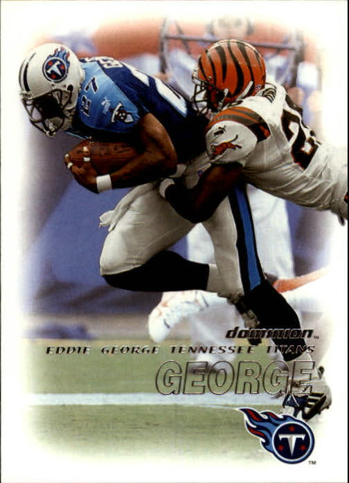 2000 SkyBox Dominion #85 Eddie George
