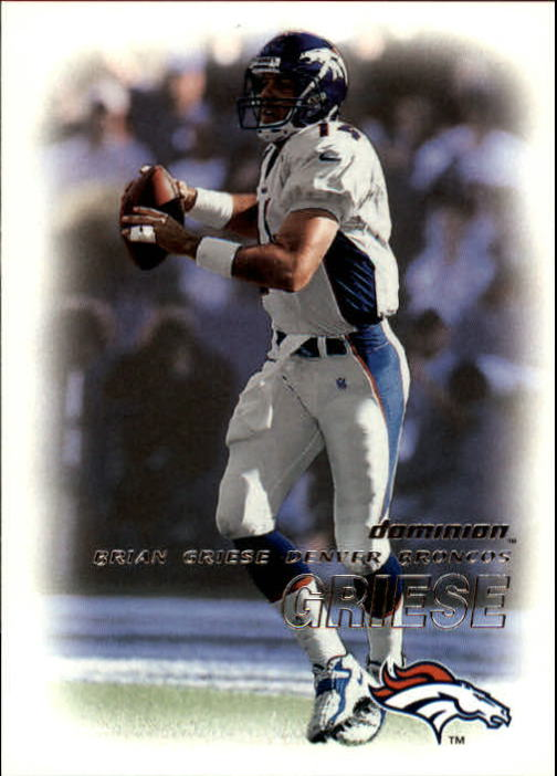 2000 SkyBox Dominion #93 Brian Griese