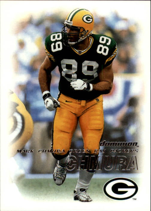 2000 SkyBox Dominion #95 Mark Chmura