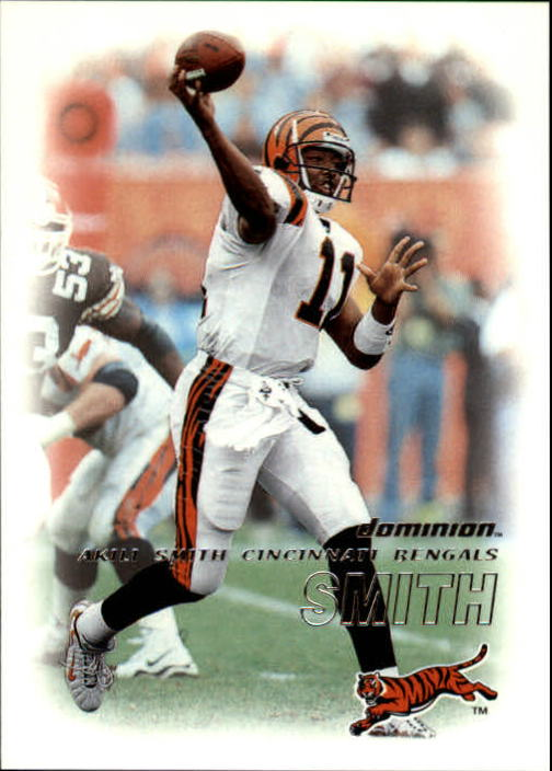 2000 SkyBox Dominion #112 Akili Smith