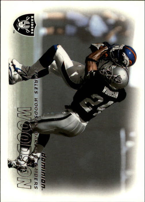 2000 SkyBox Dominion #123 Charles Woodson