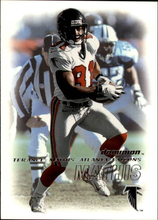 2000 SkyBox Dominion #153 Terance Mathis