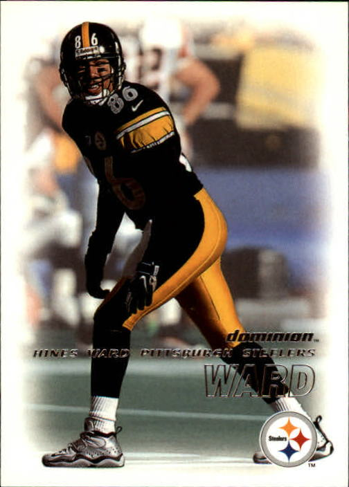 2000 SkyBox Dominion #168 Hines Ward