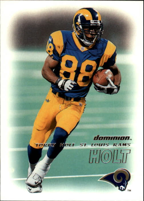 2000 SkyBox Dominion #171 Torry Holt