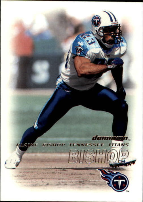 2000 SkyBox Dominion #172 Blaine Bishop