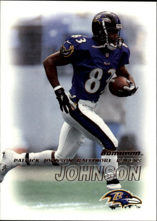 2000 SkyBox Dominion #174 Pat Johnson