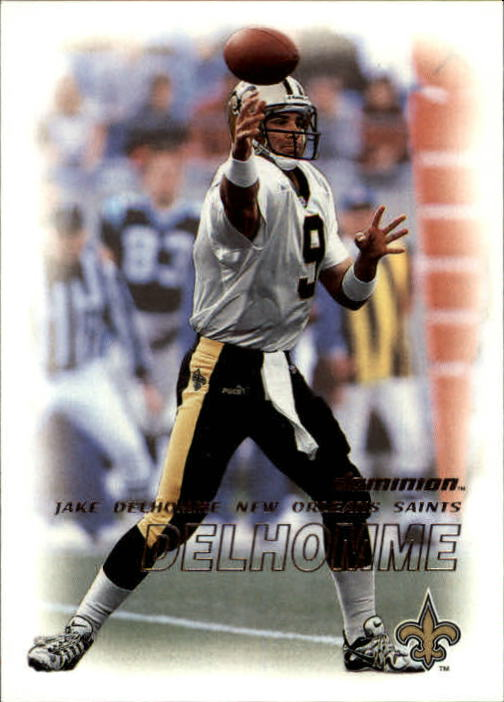 2000 SkyBox Dominion #186 Jake Delhomme RC