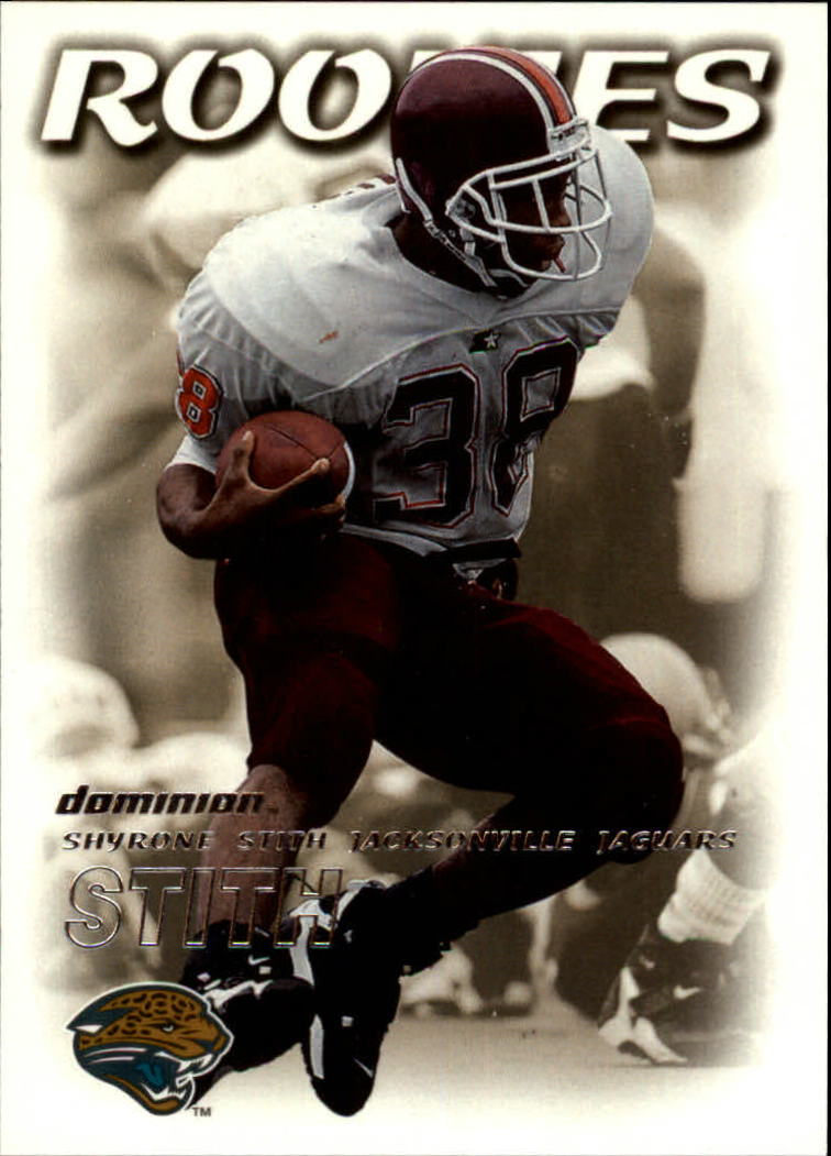 2000 SkyBox Dominion #223 Shyrone Stith RC