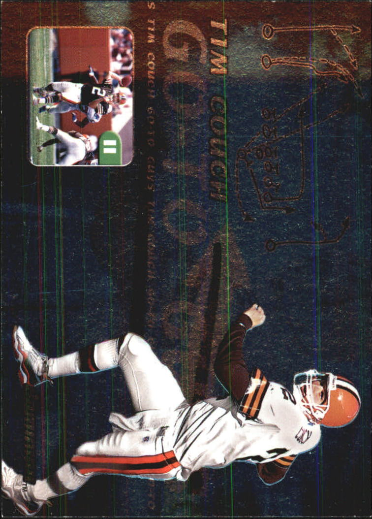 2000 SkyBox Dominion Go-To Guys #15 Tim Couch