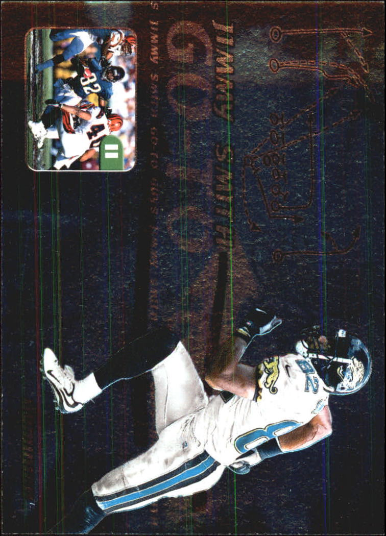 2000 SkyBox Dominion Go-To Guys #20 Jimmy Smith