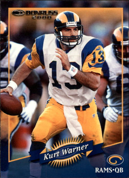 2000 Donruss #125 Kurt Warner