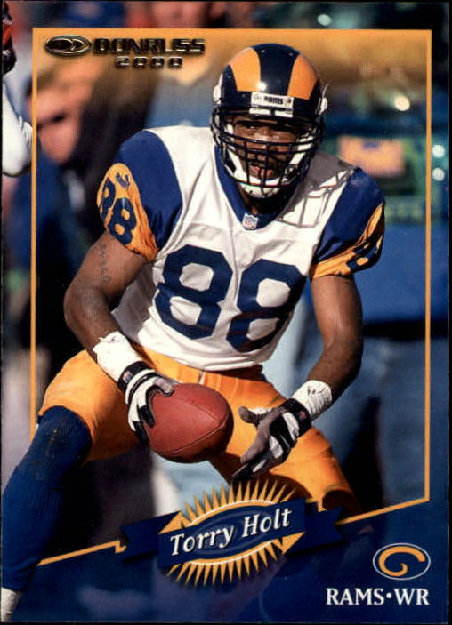 2000 Donruss #127 Torry Holt