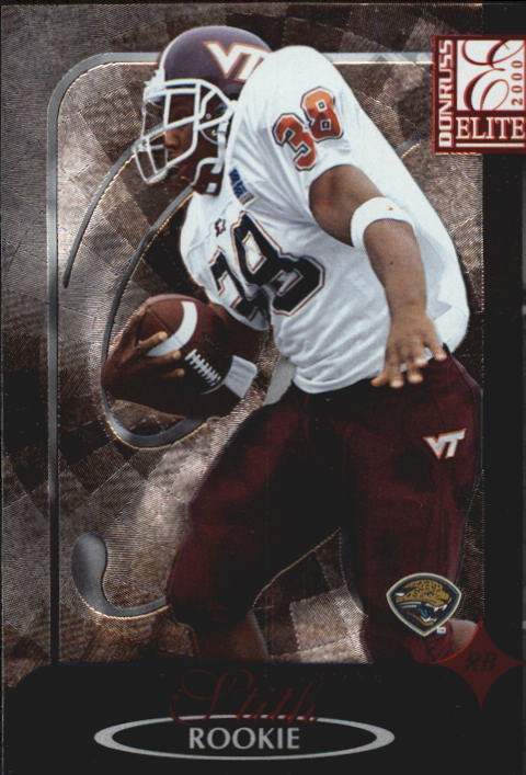 2000 Donruss Elite #172 Shyrone Stith RC