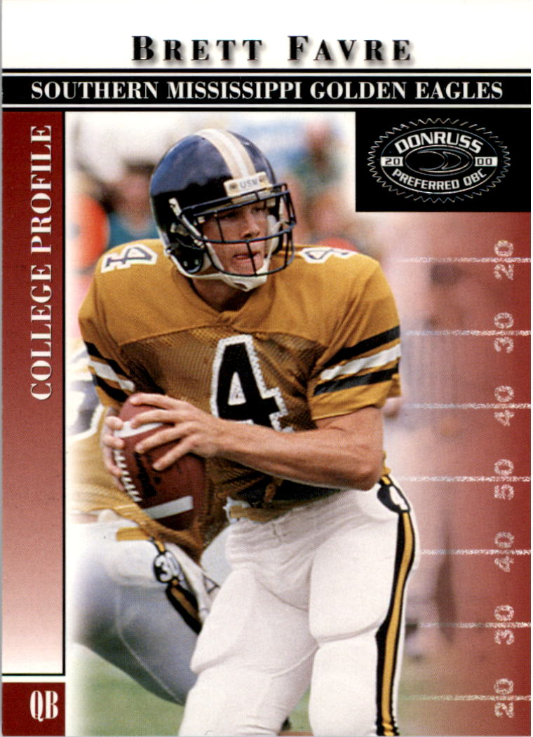 2000 Donruss Preferred #41 Brett Favre C