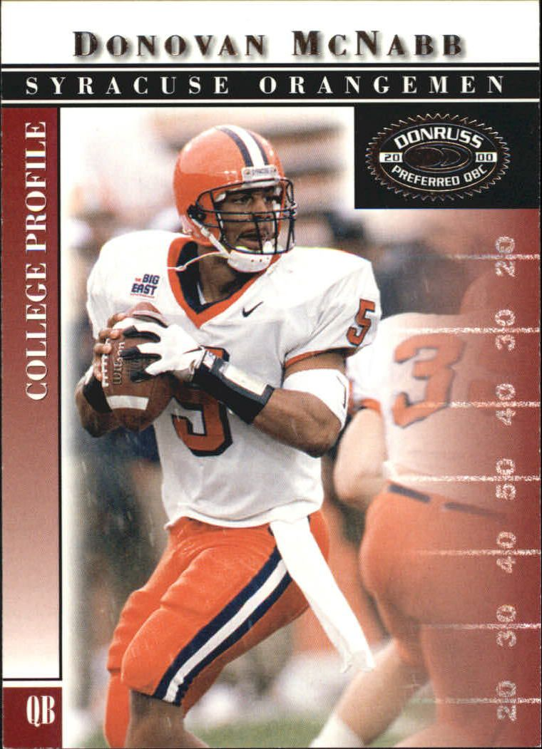 2000 Donruss Preferred #47 Donovan McNabb C
