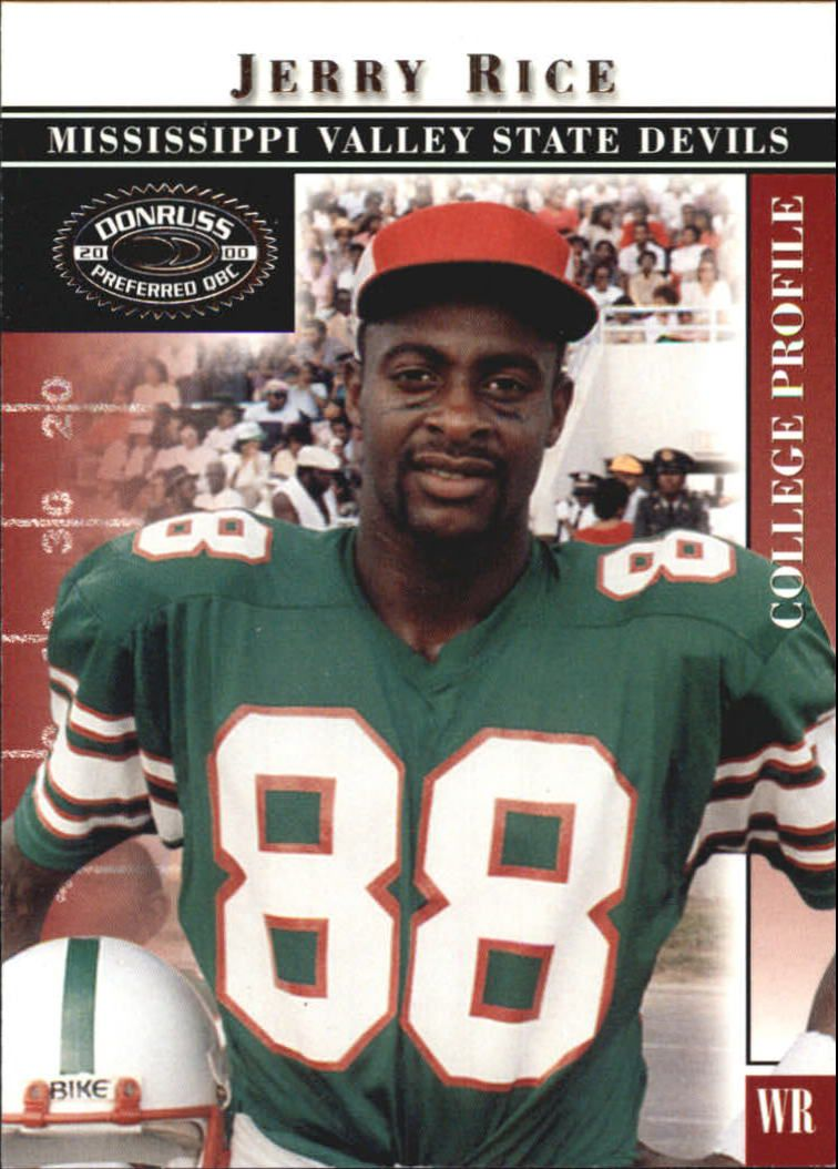 2000 Donruss Preferred #50 Jerry Rice C