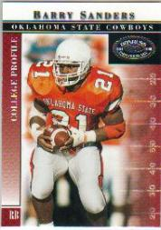 2000 Donruss Preferred #57 Barry Sanders C
