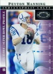 2000 Donruss Preferred #78 Peyton Manning PS