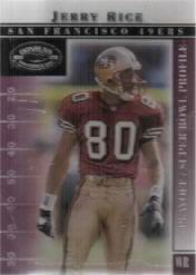 2000 Donruss Preferred #81 Jerry Rice PS