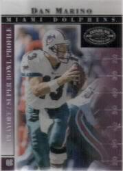 2000 Donruss Preferred #86 Dan Marino PS front image