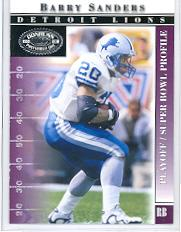2000 Donruss Preferred #88 Barry Sanders PS