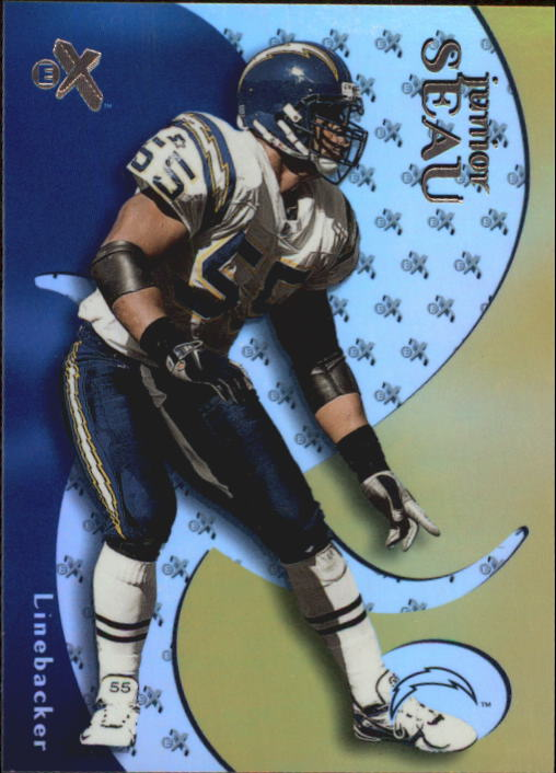 2000 E-X #77 Junior Seau