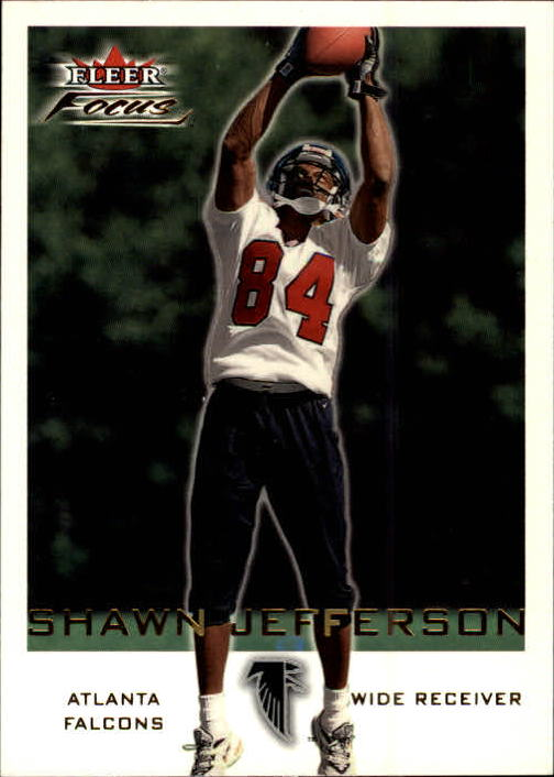 2000 Fleer Focus #26 Shawn Jefferson