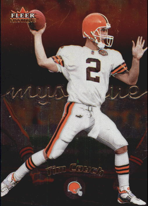 2000 Fleer Mystique #1 Tim Couch