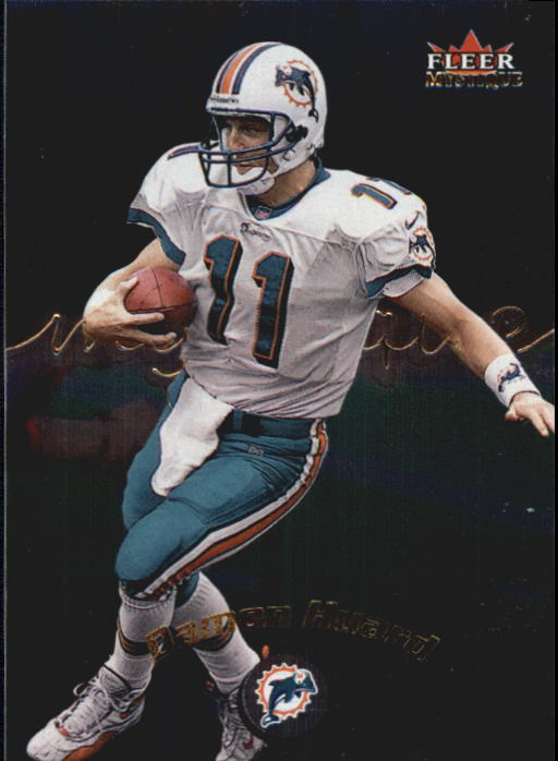 2000 Fleer Mystique #10 Damon Huard