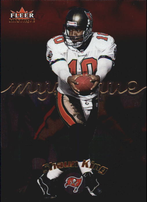 2000 Fleer Mystique #16 Shaun King