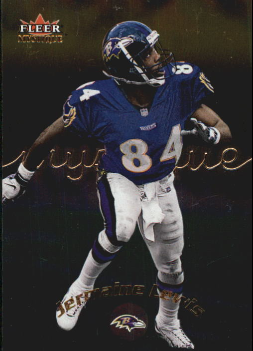 2000 Fleer Mystique #30 Jermaine Lewis