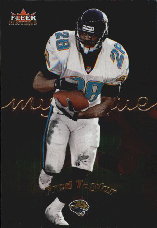 2000 Fleer Mystique #38 Fred Taylor