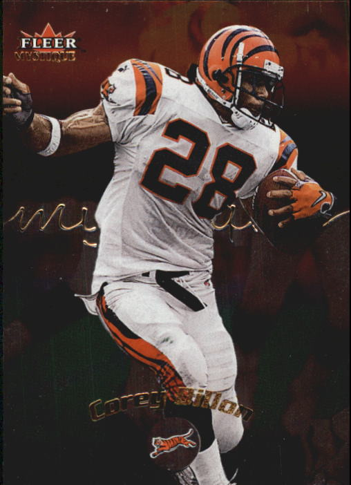 2000 Fleer Mystique #41 Corey Dillon