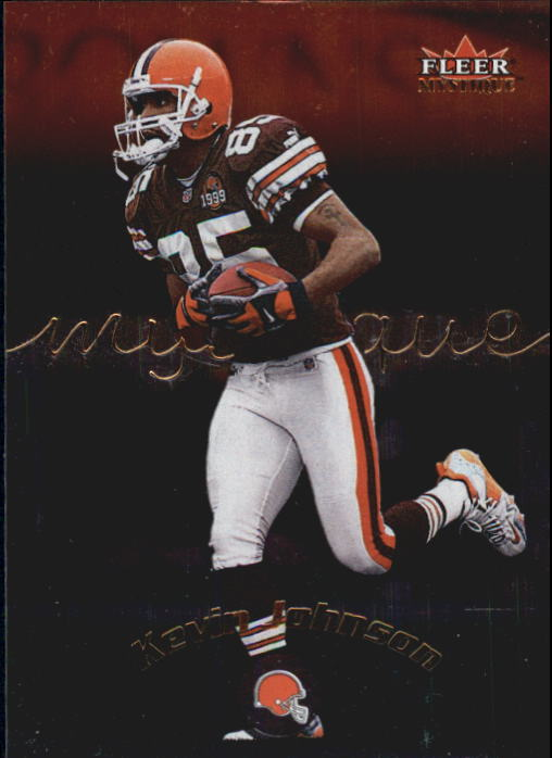 2000 Fleer Mystique #48 Kevin Johnson