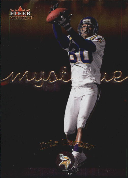 2000 Fleer Mystique #49 Cris Carter