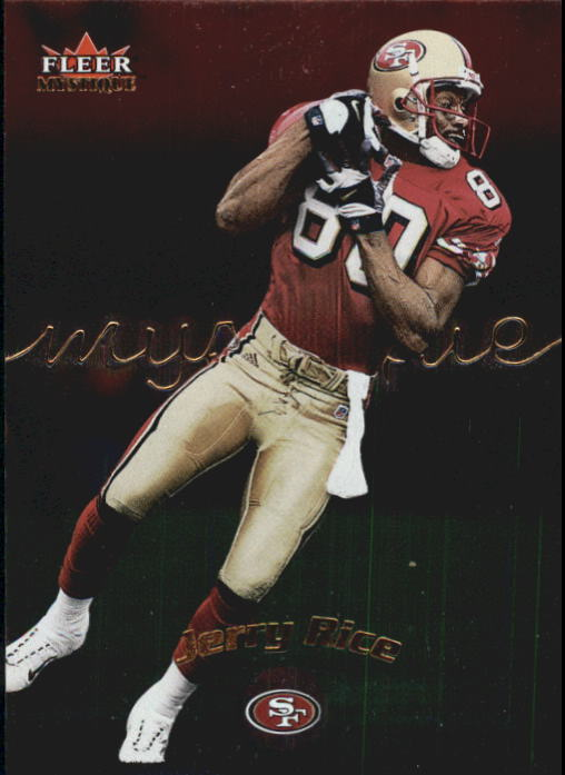 2000 Fleer Mystique #62 Jerry Rice