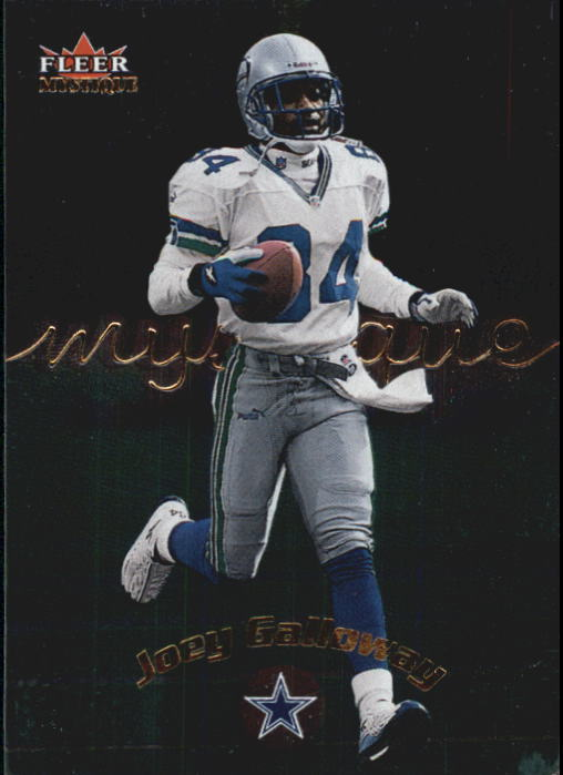 2000 Fleer Mystique #64 Joey Galloway
