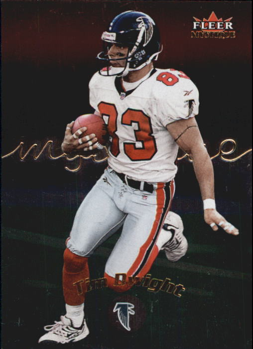2000 Fleer Mystique #71 Tim Dwight