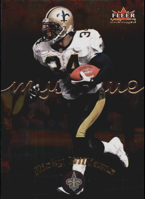 2000 Fleer Mystique #77 Ricky Williams