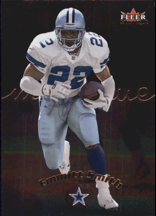 2000 Fleer Mystique #83 Emmitt Smith