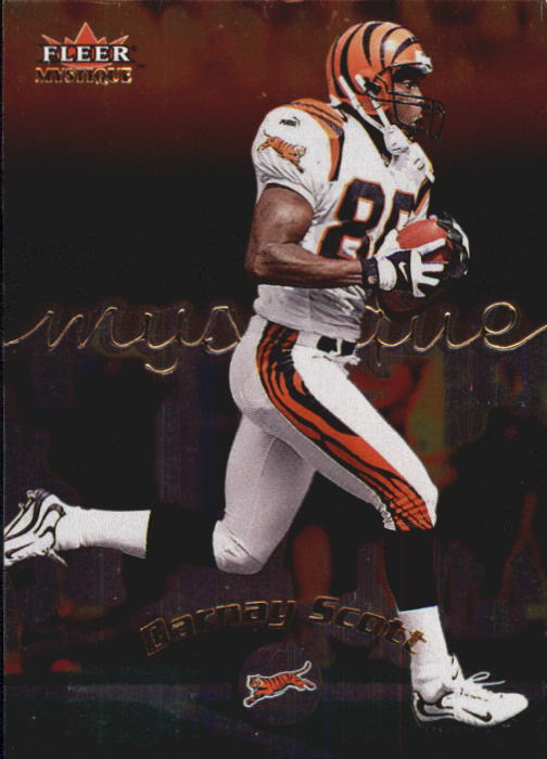 2000 Fleer Mystique #86 Darnay Scott