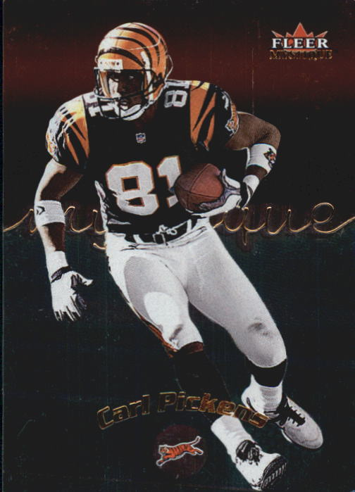 2000 Fleer Mystique #94 Carl Pickens
