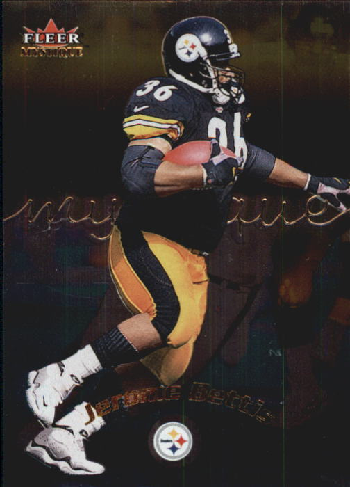 2000 Fleer Mystique #96 Jerome Bettis