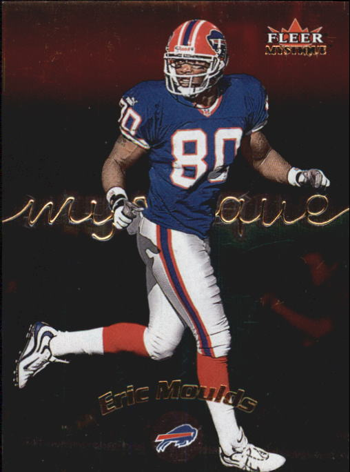 2000 Fleer Mystique #97 Eric Moulds