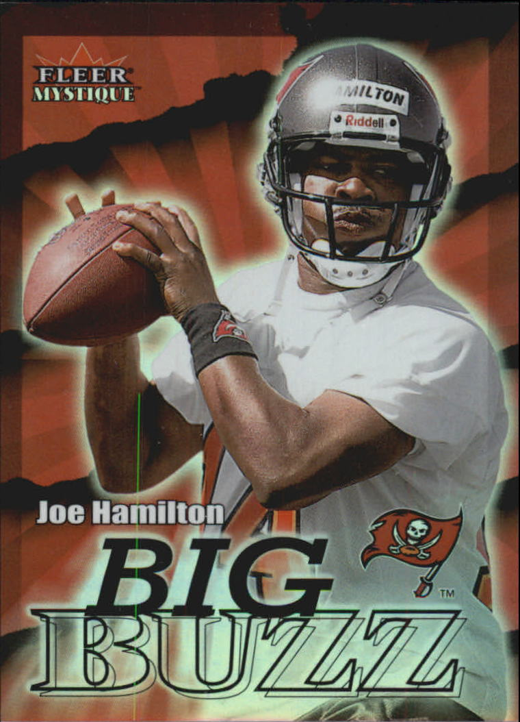 2000 Fleer Mystique Big Buzz #4 Joe Hamilton