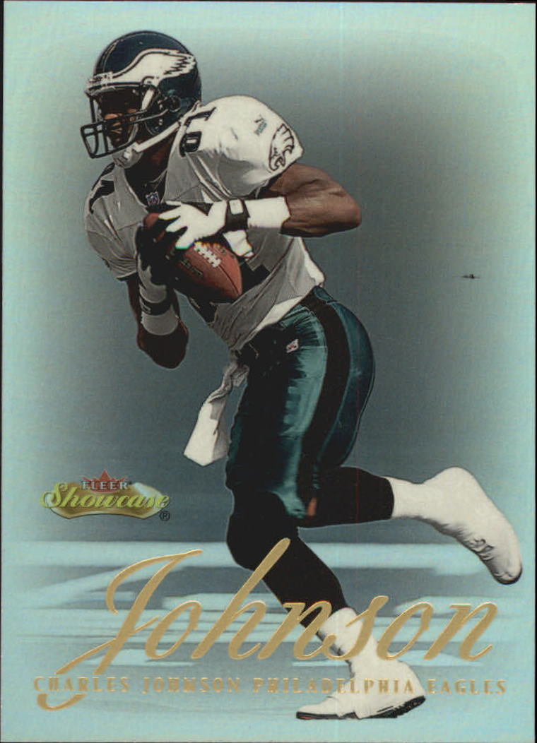 2000 Fleer Showcase #14 Charles Johnson