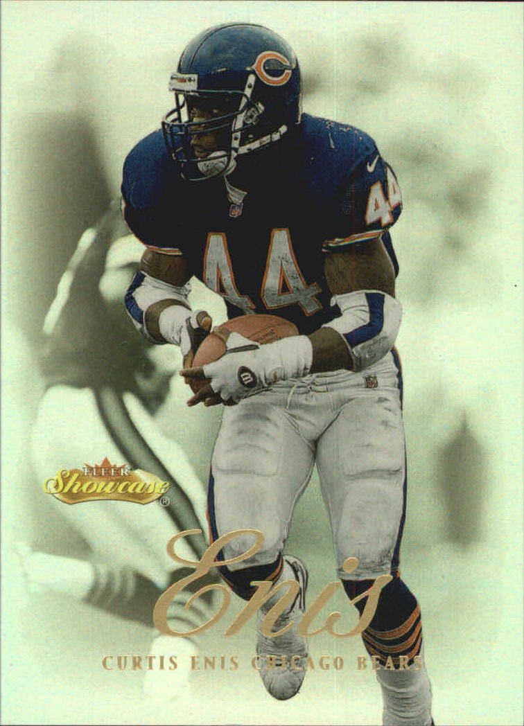 2000 Fleer Showcase #20 Curtis Enis