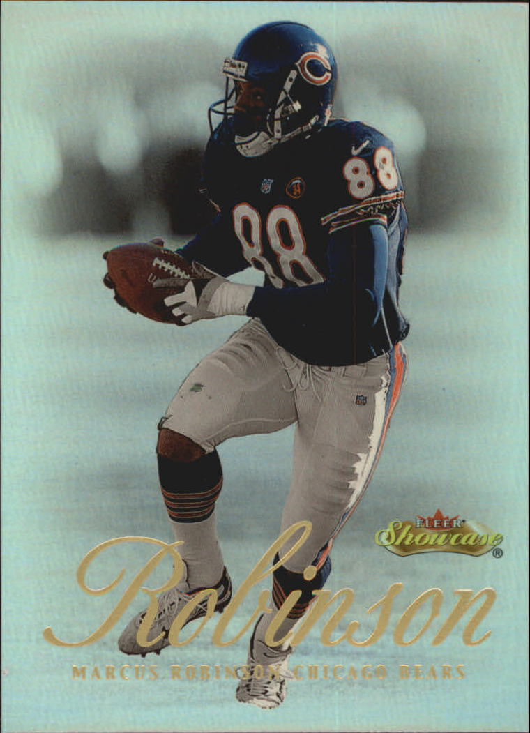 2000 Fleer Showcase #26 Marcus Robinson