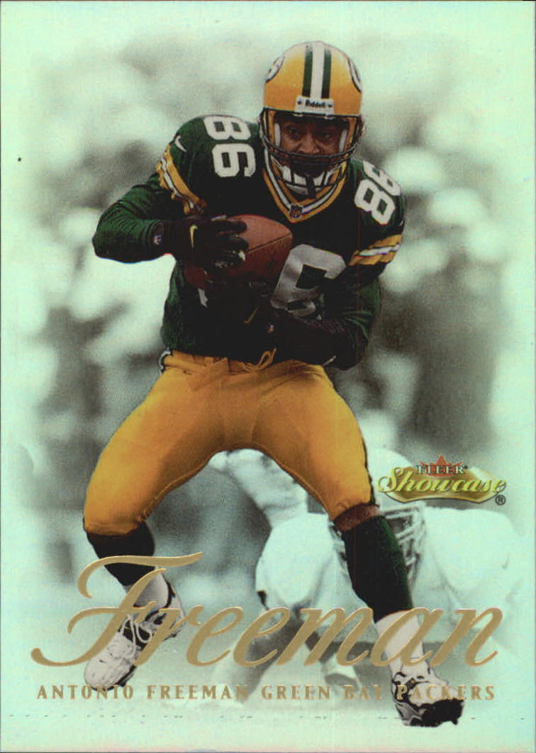 2000 Fleer Showcase #70 Antonio Freeman